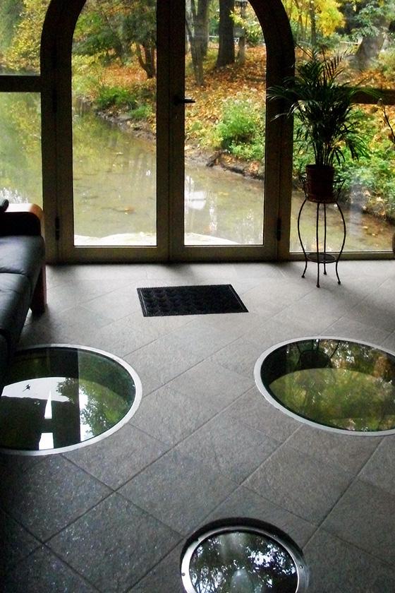 floor portholes photo